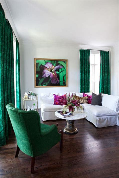 emerald green living room white and emerald living room with space decor home interior design living