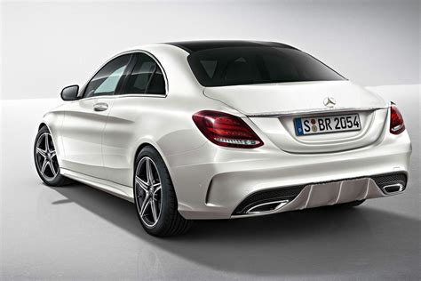 Mercedes C Class W205 Av Ii Miniatur Mobil Silver 1 18 w205 coupe my edit mbworld org forums