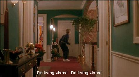 home alone gif find on giphy