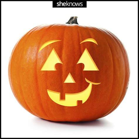 Happy Pumpkin Template 30 happy pumpkin faces carving patterns designs