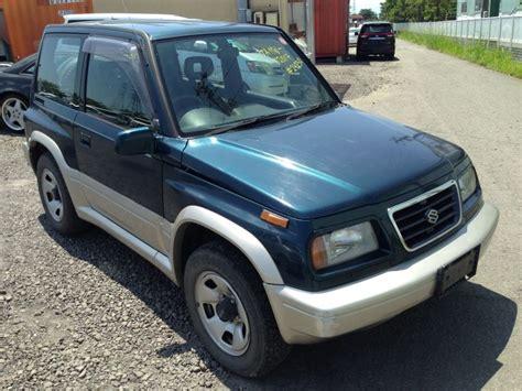 Suzuki Escudo 1996 Suzuki Escudo 4wd 1996 Used For Sale