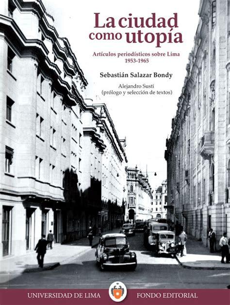 la ciudad antologa libros la ciudad como utop 237 a