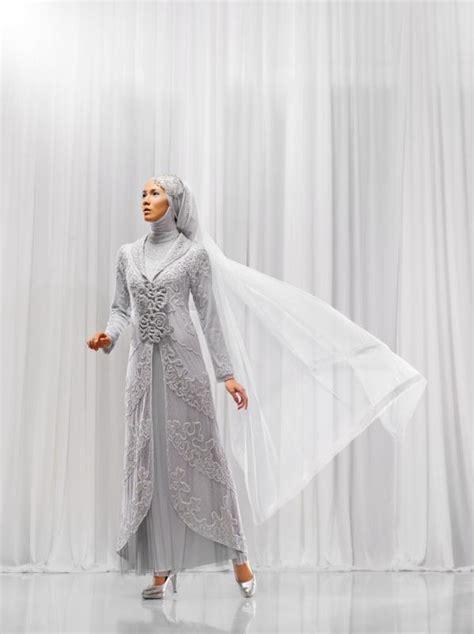 Model Baju Muslim Modern Terbaru Gaun Pengantin Muslim Modern Baju Pengantin Muslim
