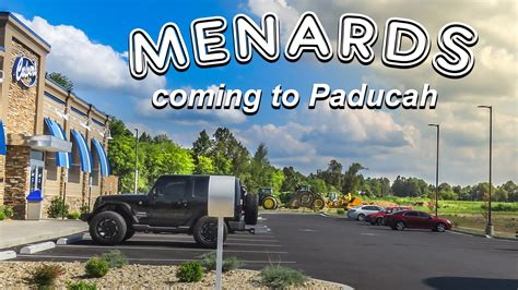 menards paducah ky photo news 247