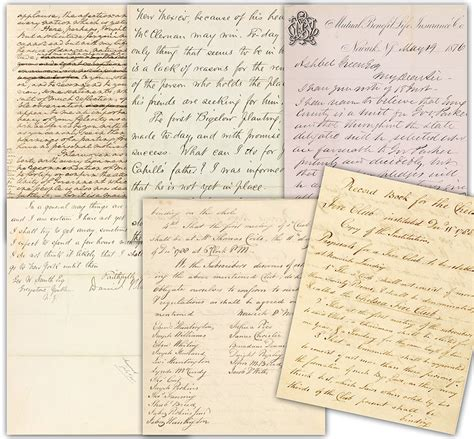 manuscript writing paper digital manuscript handwriting papers pack vintage letters