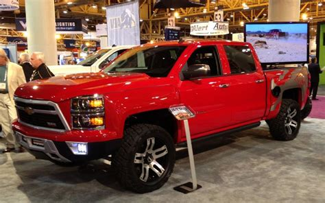 Chevy Truck Raptor by Chevy Truck To Compete With Ford Raptor Html Autos Weblog
