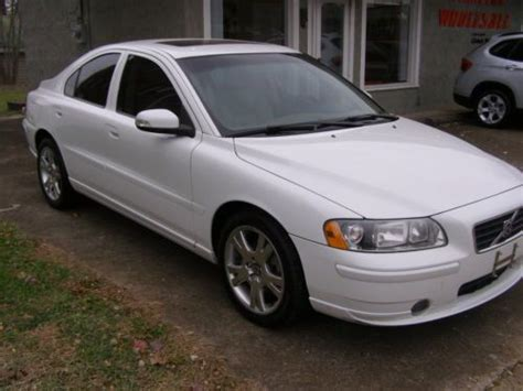 2007 volvo s60 2 5t sedan 4d pictures and videos kelley blue book purchase used 2007 volvo s60 2 5t sedan 4 door 2 5l in dickson tennessee united states