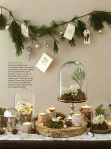 natural christmas table display christmas loves pinterest