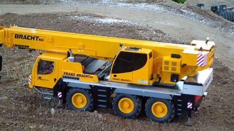 Mobil Rc Road By Indah Toys rc crane rc cat 375 excavator rc construction site big