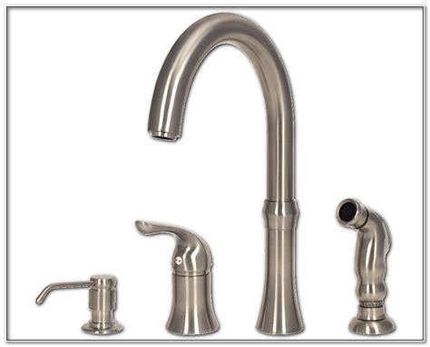 four hole kitchen faucet