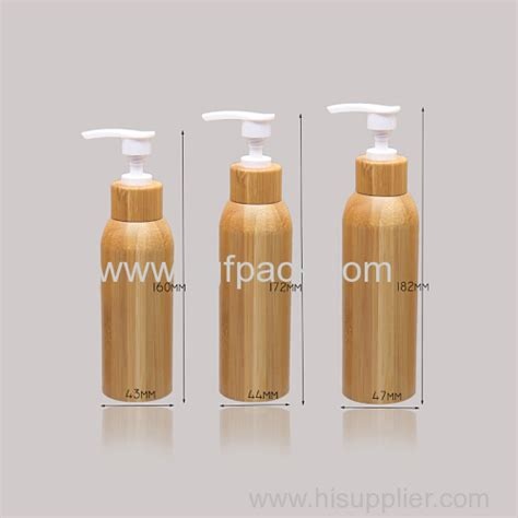 S Pet 350ml 350ml pet bamboo jar bamboo bottle manufacturers and