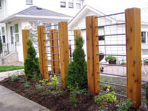 build a trellis kinds of garden structures