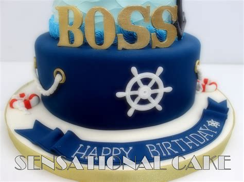 on a boat theme boat theme sensational cakes