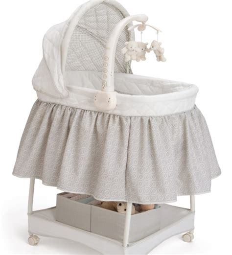 newborn baby bed difference between a bassinet and a crib