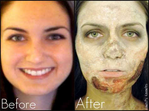 tutorial zombie after effects pinterest what they did with halloween diysmade peachy
