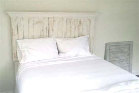 crown beds headboards pallet wood headboard with crown molding shelf vintage