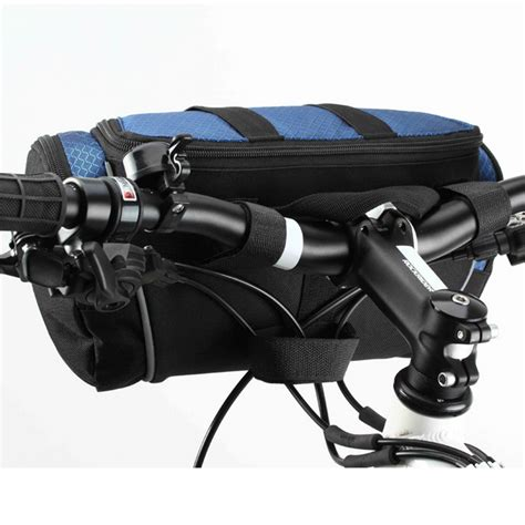 Tas Sepeda Road Bike mtb mountain road bike bags handlebar bar bag front