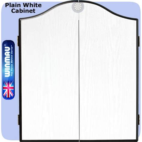 White Dartboard Cabinet by 1000 Ideas About Dartboard Surround On