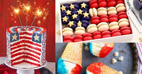 4th of july desserts and patriotic recipe ideas