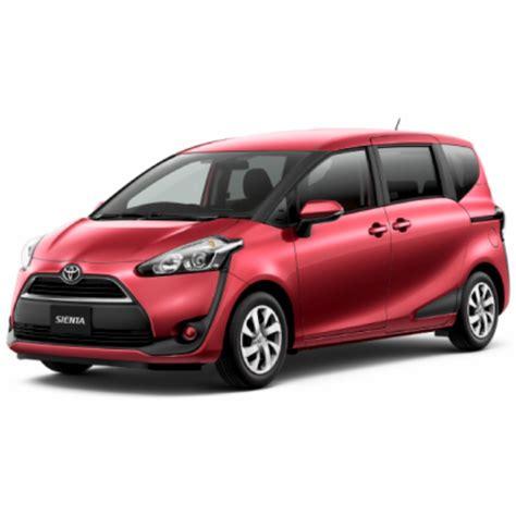 Toyota Sienta 1 5 G new 2017 toyota sienta 1 5g hybrid toyota sensing dual