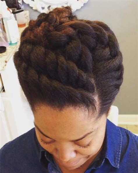 easy  showy protective hairstyles  natural hair