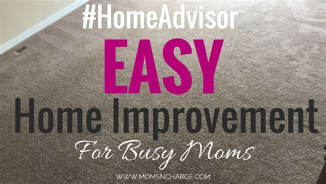 n charge homeadvisor easy home improvement for