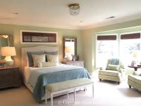 Green Master Bedroom Paint Ideas Classic Casual Home Soft Green And Aqua Blue Master
