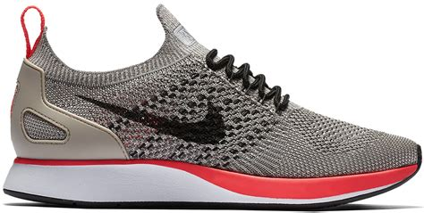 nike flyknit racer black grey nike air