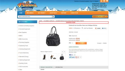 Magento Product Page Template by Adding Banner To Magento Product Page Stack Overflow