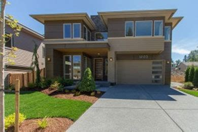 northwest home design inc merit homes inc modern homes in kirkland wa