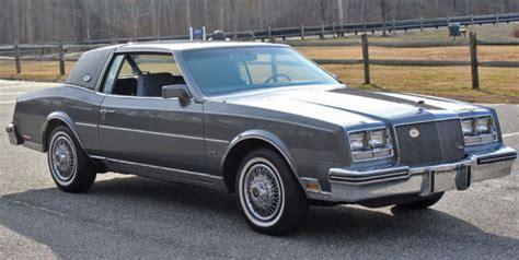 1985 buick riviera original g unrestored oldsmobile
