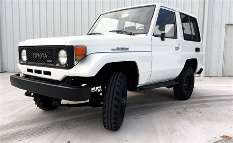 toyota for sale 1989 toyota land cruiser bj70 for sale