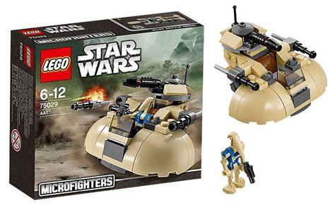 Lego Wars 75029 Aat lego wars aat microfighter byrnes