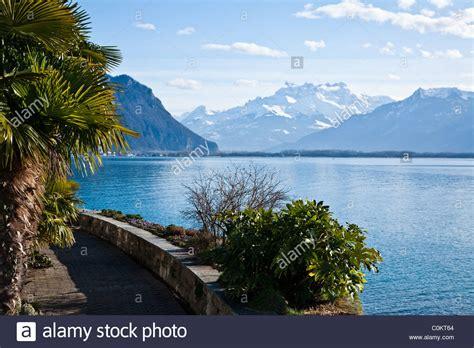schweizer blick ein blick auf die schweizer alpen 252 ber den genfer see