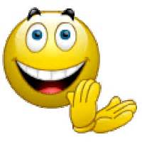 Smiley clapping gif photo clapping clap animated animation clap