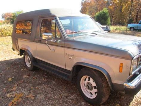 1000 images about ford bronco ii 1983 1990 on