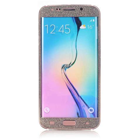 Handy Glitzerfolie by Glitzer Handyfolie F 252 R Samsung Galaxy A3 2017 In Schwarz