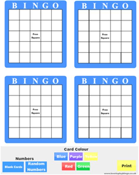 make your own bingo cards template free printable bingo cards thriftyfun