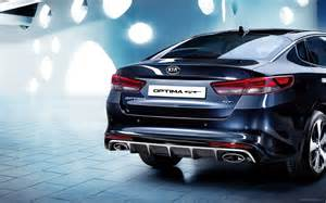 2016 Kia Gt Kia Optima Gt 2016 Widescreen Car Wallpaper 03 Of
