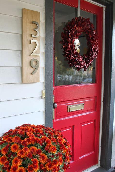 fabulous front door colors images  pinterest