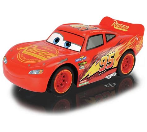 Rc Car 3 buy cars 3 lightning mcqueen rc turbo racer car 1 24 at argos co uk your shop for radio