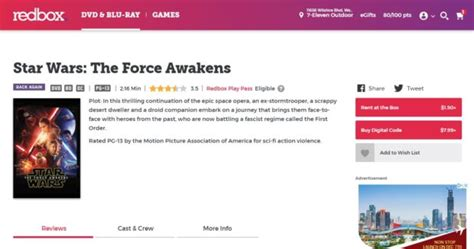 7 Reasons To Avoid Redbox by Redbox Sells Digital Codes For