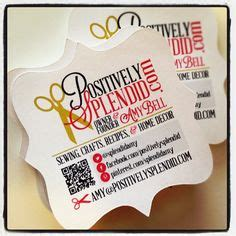 Diy Home Business Ideas 1000 Images About Business Cards On High