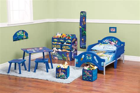 bedroom toys win an entire toy story toddler bedroom set family movie