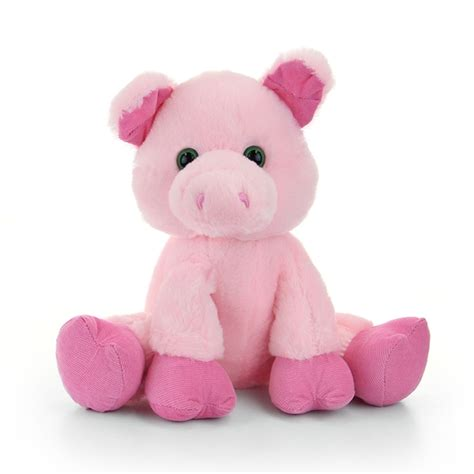 stuffed pig floppy friends pig stuffed animal by and at