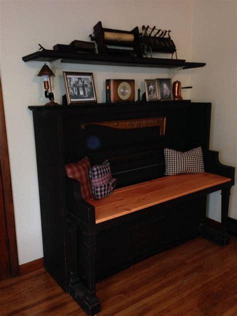 creative  piano repurposing ideas