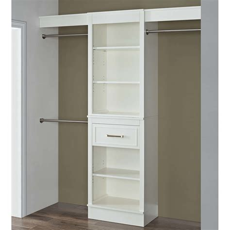 Closet System by Heritage 72 Quot W Closet System Reviews Wayfair
