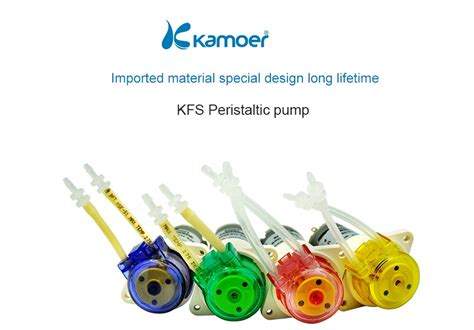 Kamoer Ksp16 Peristaltic selling kamoer brushed 12v dc water mini