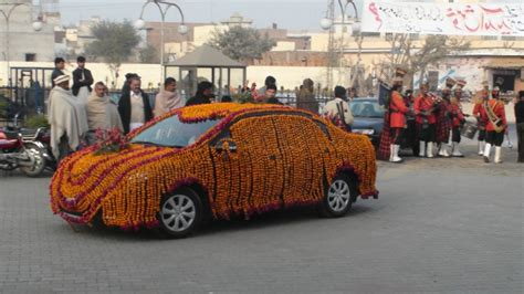 Wedding Car Decoration Pictures In Pakistan by Sports Car Wedding Cars Style