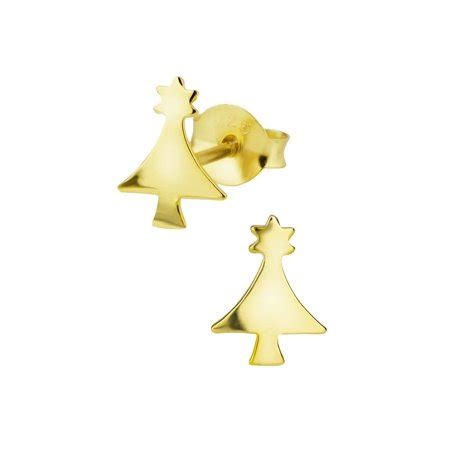 hypoallergenic christmas tree hypoallergenic sterling silver tree stud earrings for nickel free walmart